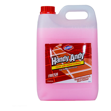 Handy Andy General Purpose And Floor Cleaner Pink 5l Clorox