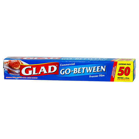 Glad® Commercial Go-Between 50m x 33cm