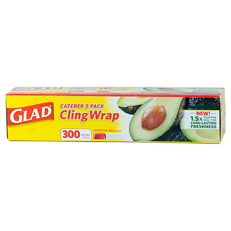 Glad® Caterer's Cling Wrap 300m x 33cm