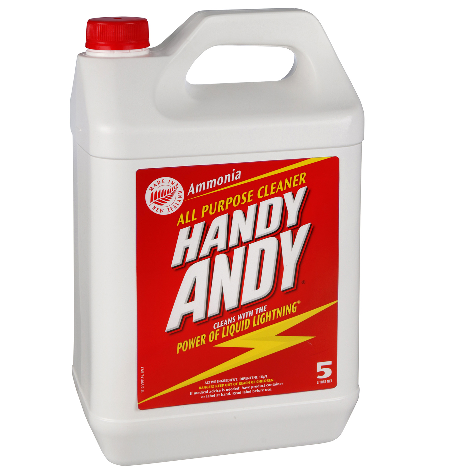 HANDY ANDY All Purpose Cleaner Regular 5 Litre